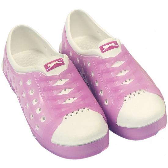 Slazenger Chaussures De L'eau De Chaux / Violet dKGO6ziO