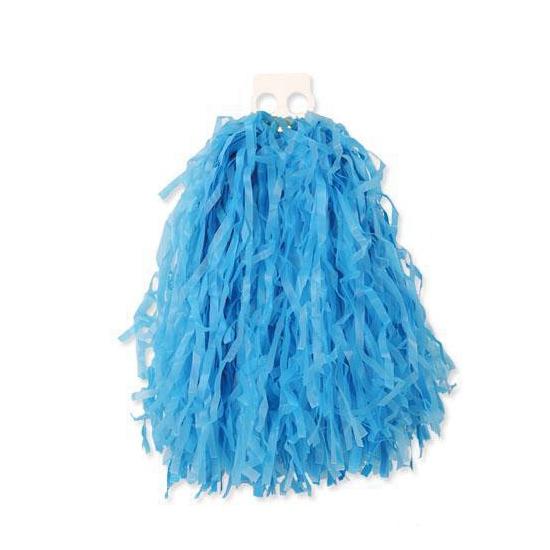 AlleKleurenShirts Blauwe cheerball 28 cm Feestartikelen diversen