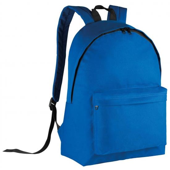 Blauwe rugtas voor kinderen 38 cm Kimood nieuw