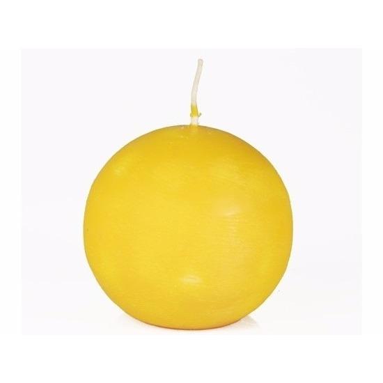 Bolkaars geel 8 cm Geen Geweldig