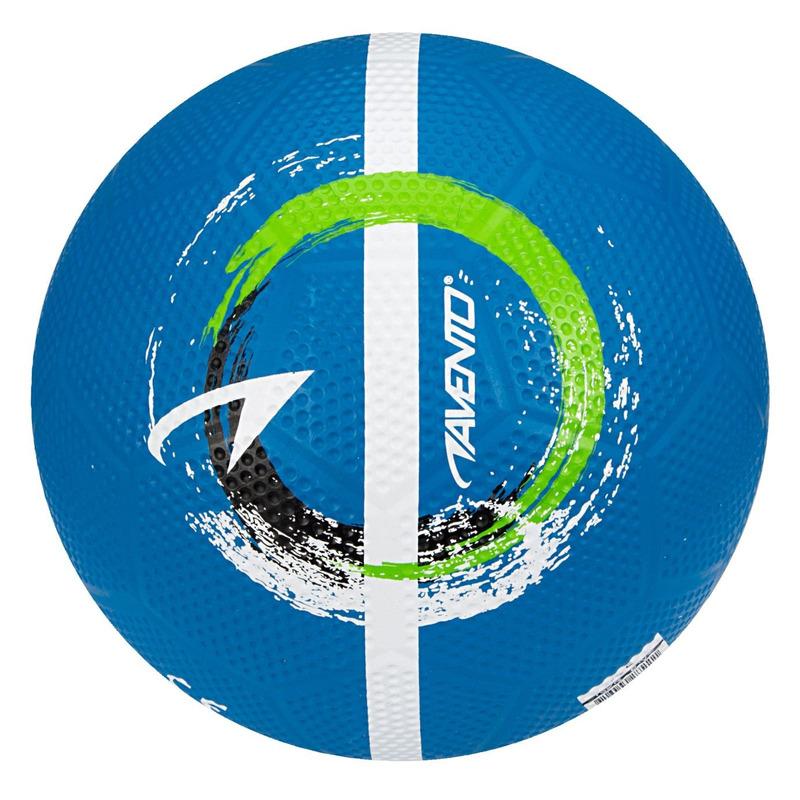 Buitenspeelgoed panna voetbal blauw 21 cm-maat 5 voor kinderen-volwassenen