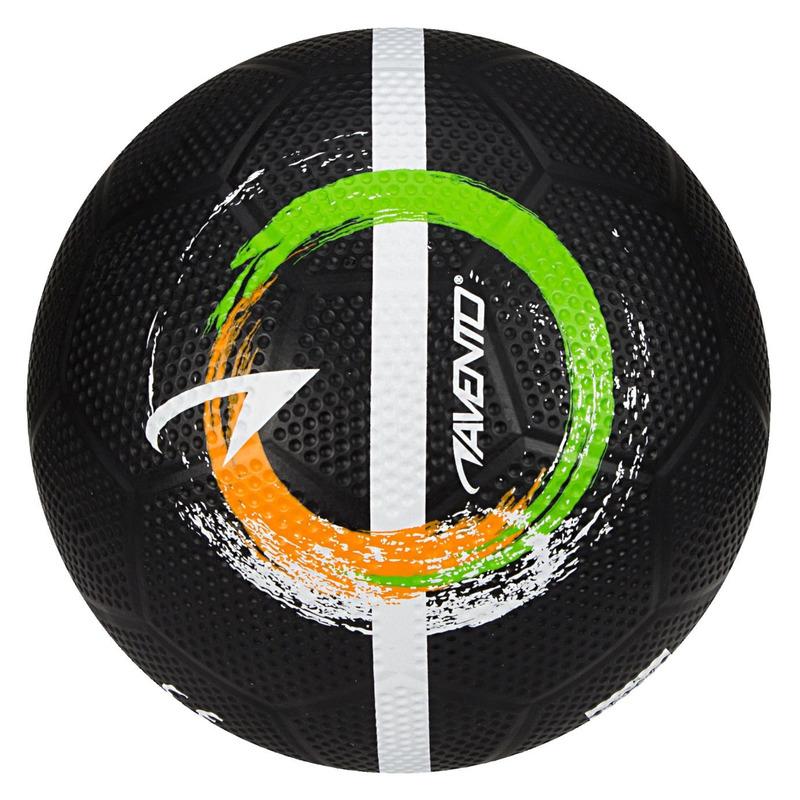 Buitenspeelgoed panna voetbal zwart 21 cm-maat 5 voor kinderen-volwassenen
