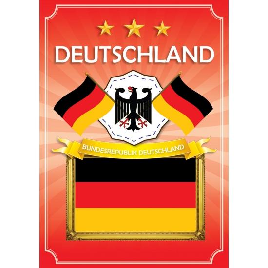 Deur poster thema Deutschland Shoppartners gaafste producten