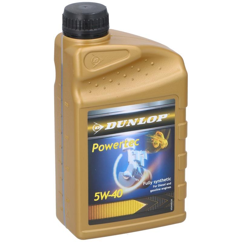 Dunlop Motorolie 5W-40
