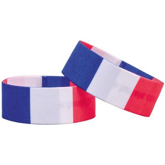 Fan armband Frankrijk AlleKleurenShirts beste