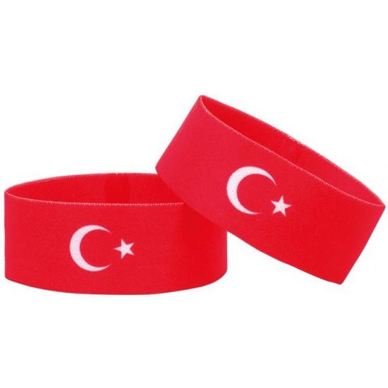 Fan armband Turkije AlleKleurenShirts beste prijs