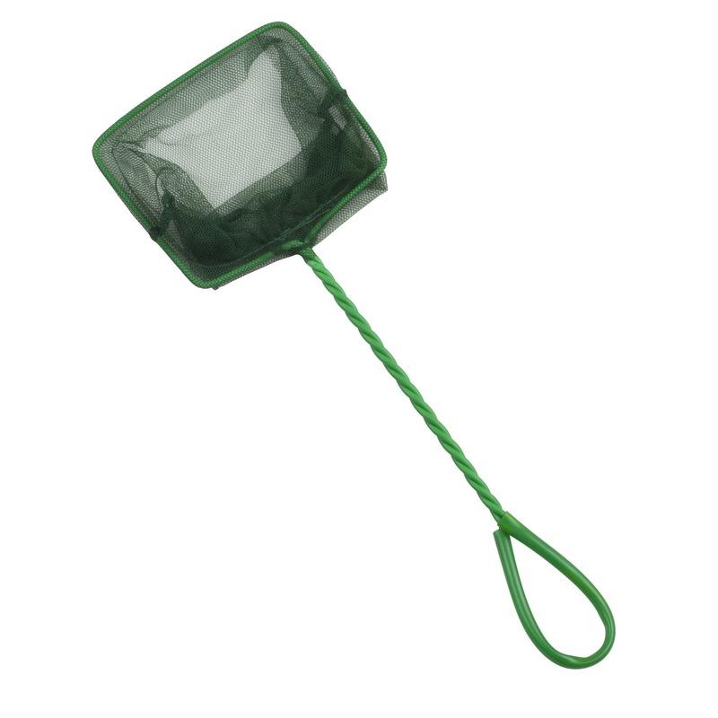 Groen visnetje-schepnetje 37 cm