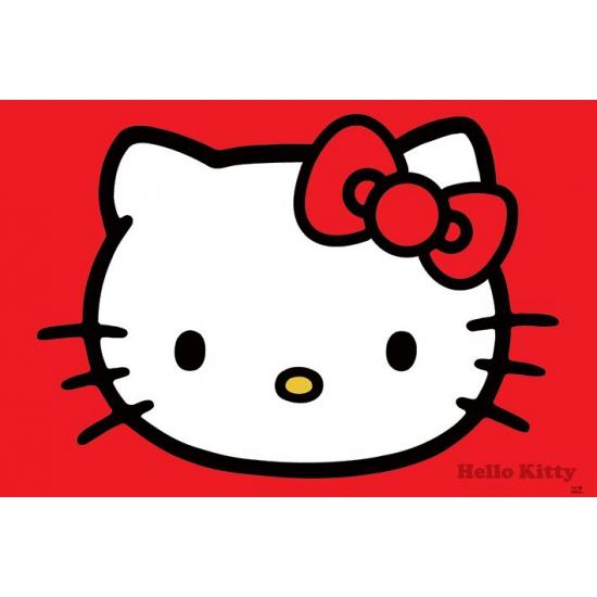Hello Kitty maxi poster 61 x 91,5 cm