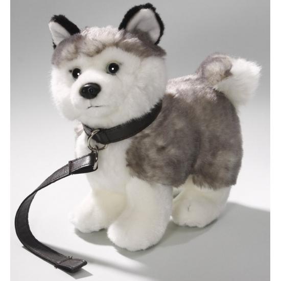 Husky hond knuffeltje 22 cm