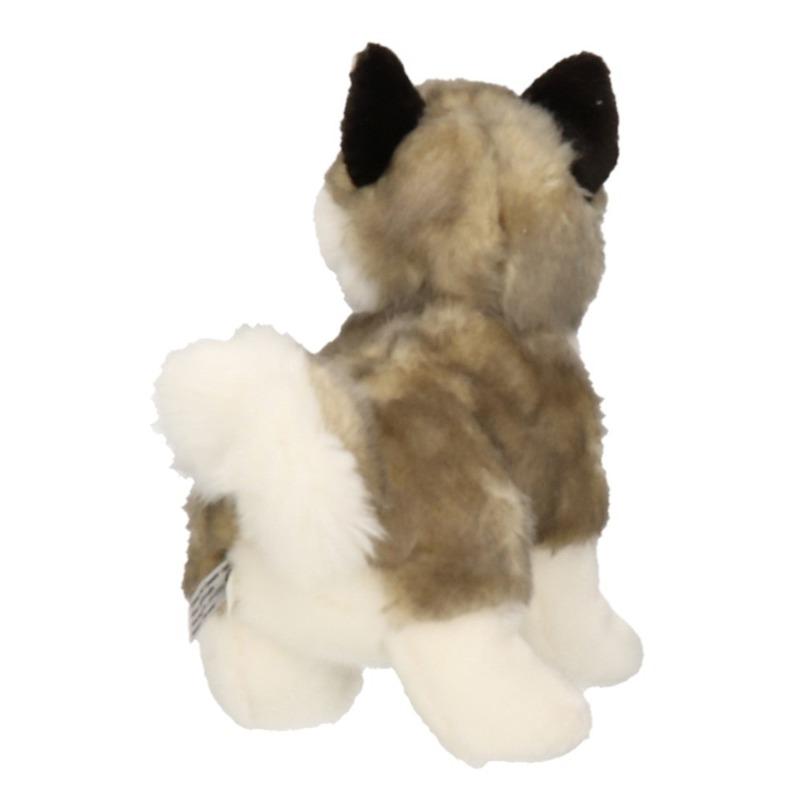 Husky hond knuffeltje 24 cm