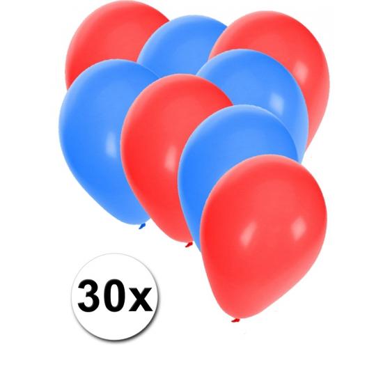 €910000 Korting Fun Feest party gadgets Ijslandse ballonnen pakket 30x