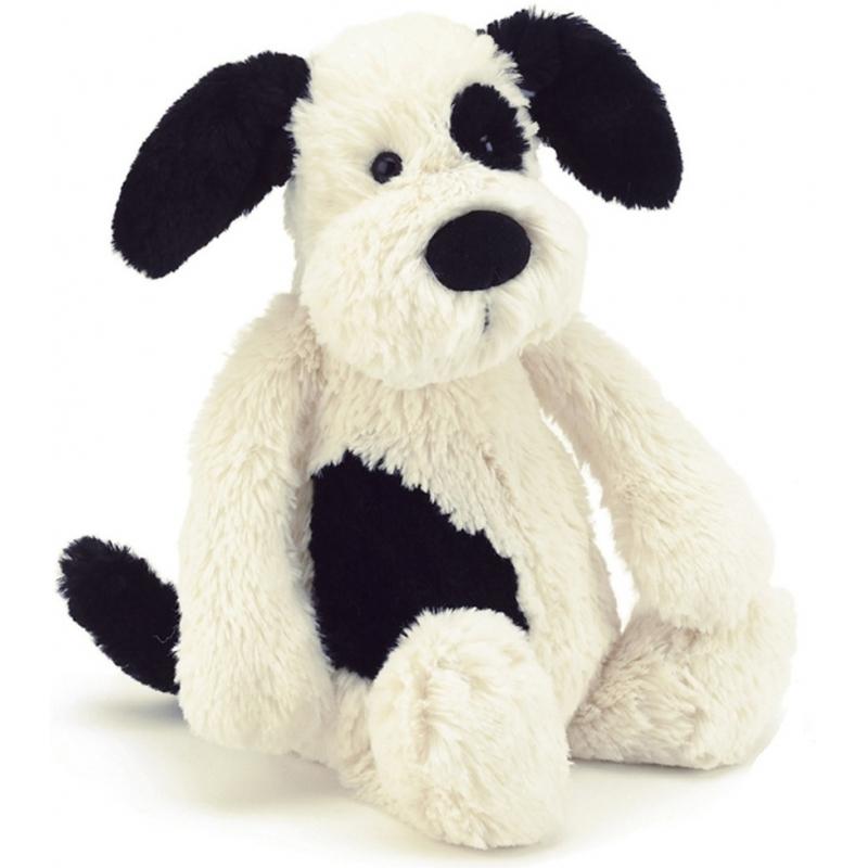 Knuffeldier hond Bashful 31 cm