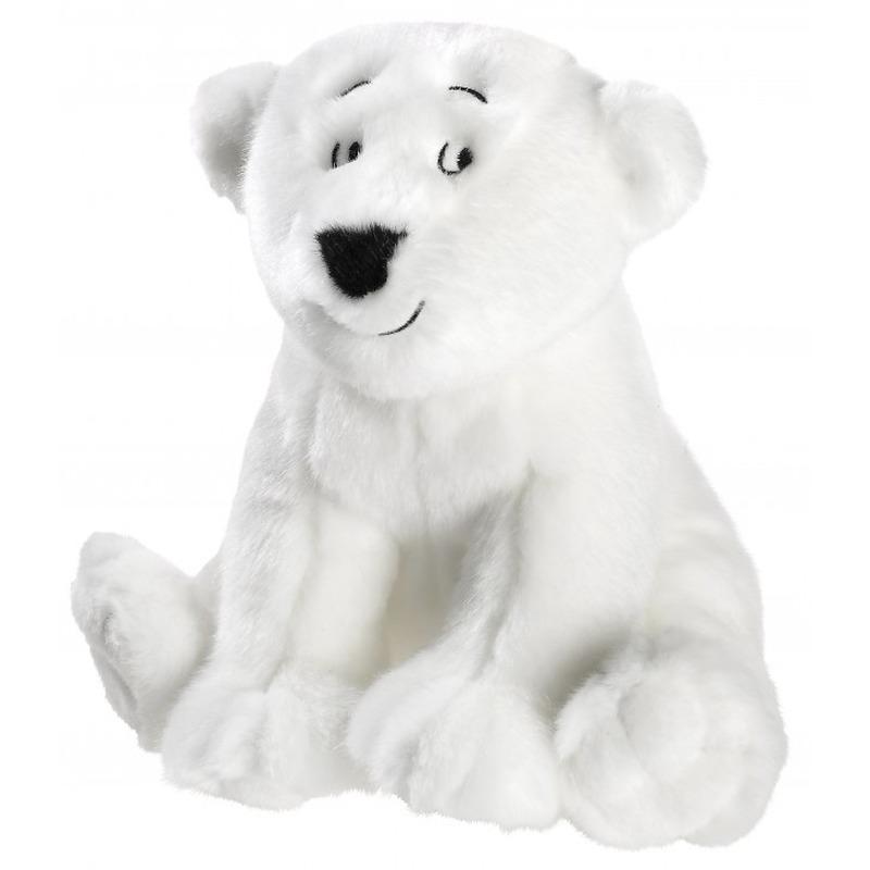 Lars de kleine ijsbeer knuffels 25 cm knuffeldieren