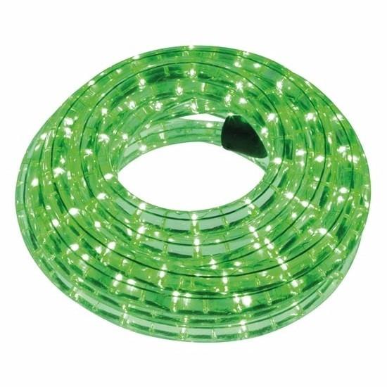 Led buiten lichtsnoer lichtslang groen Geen Feestverlichting