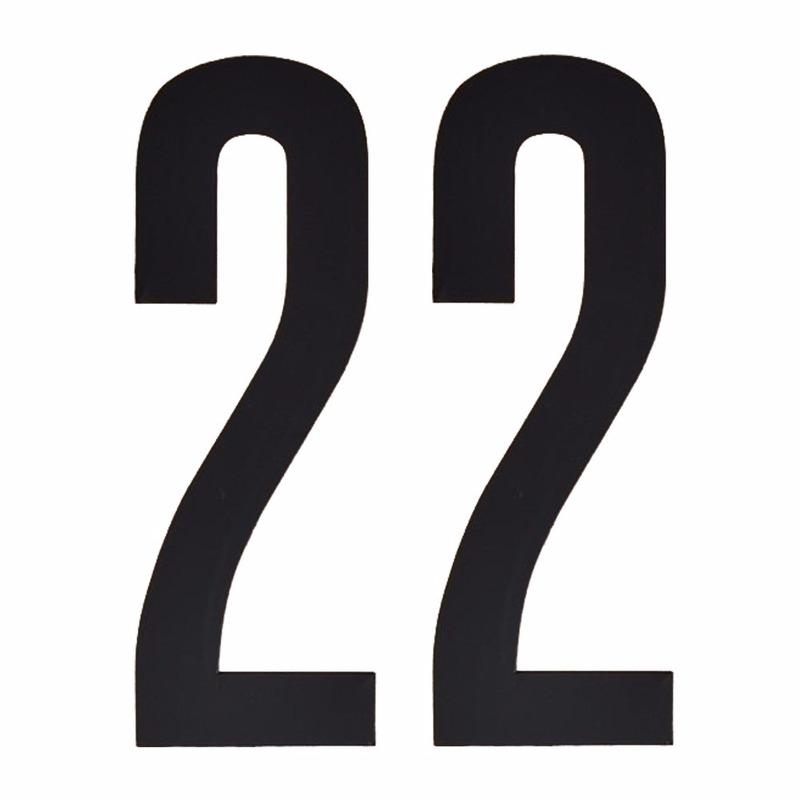 €220000 Besparen Geen Leeftijd cijfer stickers 22 jaar