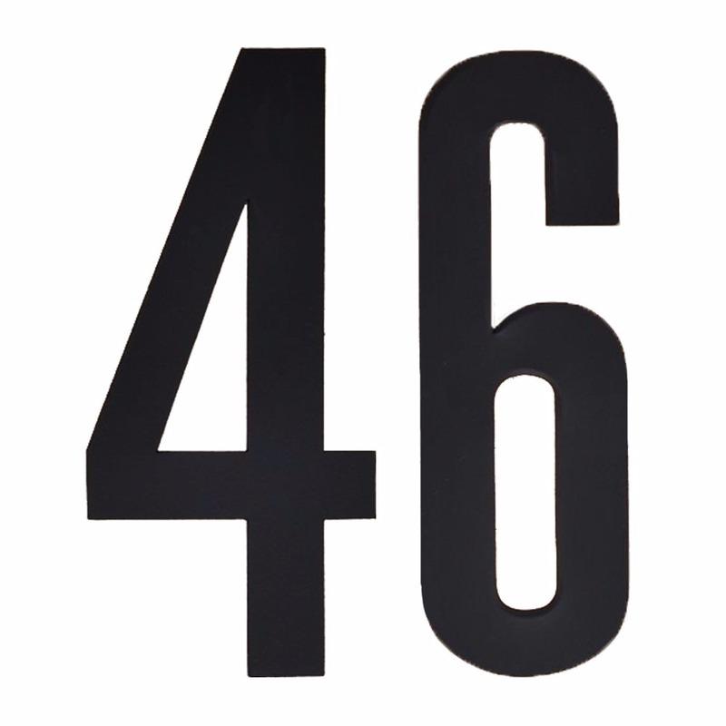 Goedkoop 6% Korting Leeftijd cijfer stickers 46 jaar