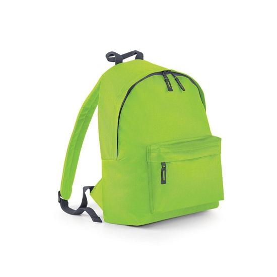Lime rugzak voor kinderen Bagbase Tassen