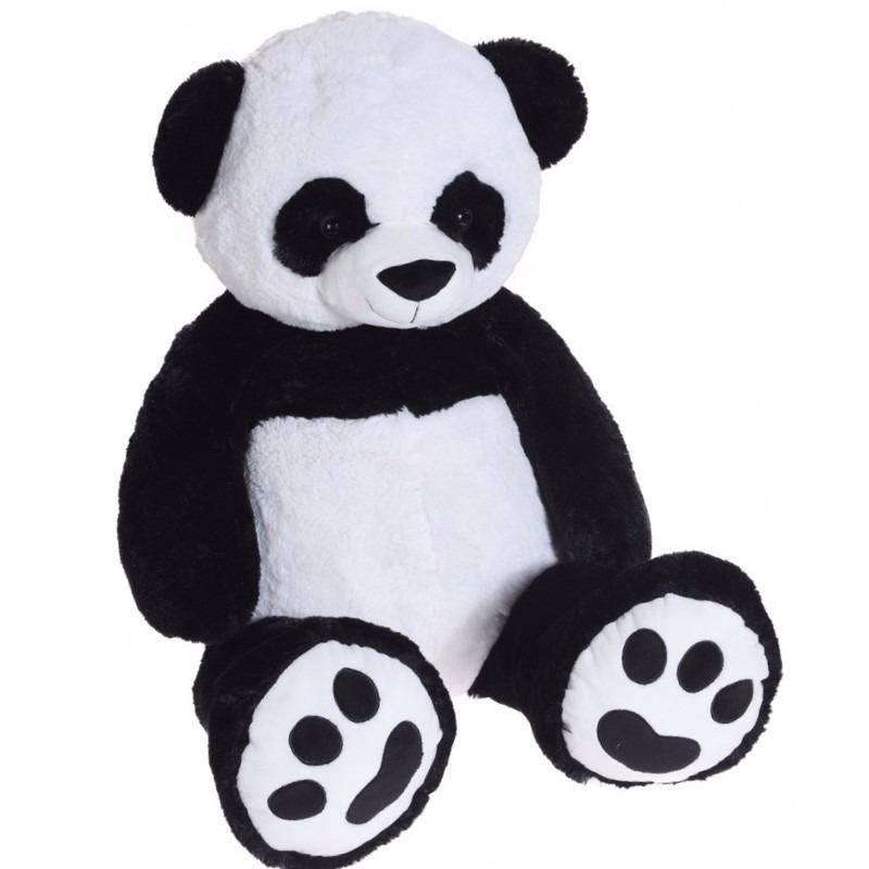 Mega grote Pandaberen knuffels XXL van 100 cm