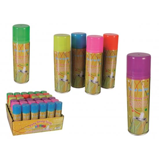 Paarse serpentine spray 160 ml Geen goedkoop online kopen