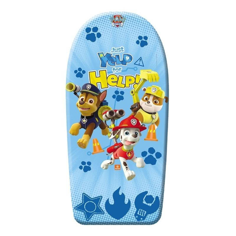 Paw Patrol speelgoed bodyboard 84 cm