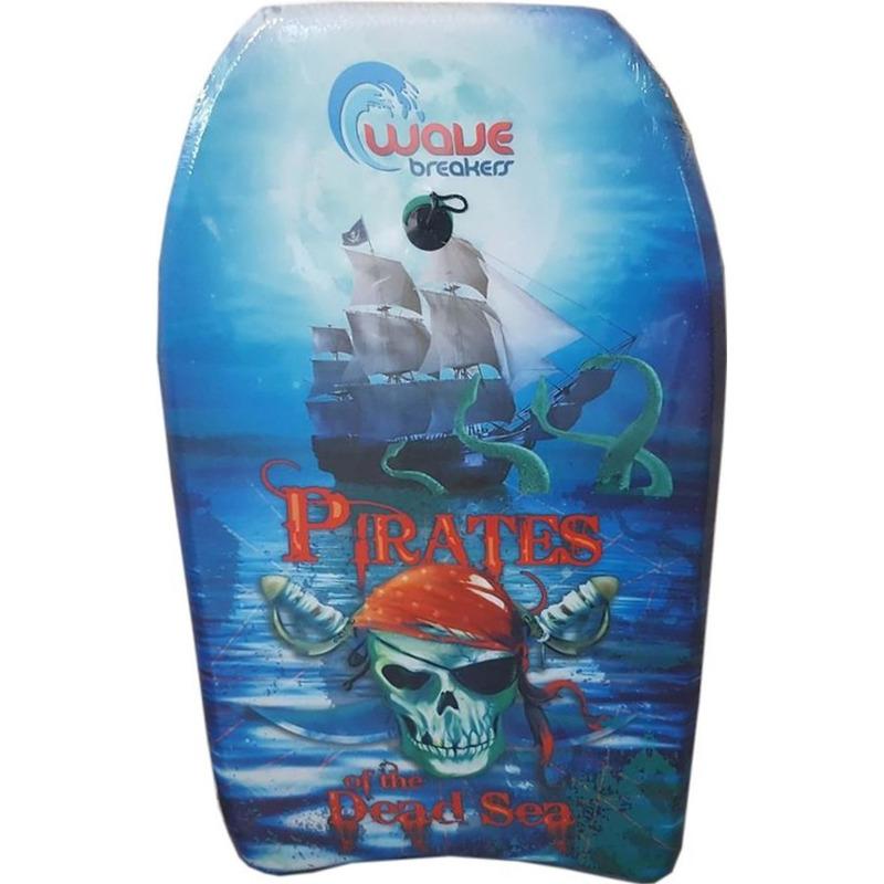 Piraat speelgoed zwem bodyboard 83 cm voor jongens-meisjes-kinderen