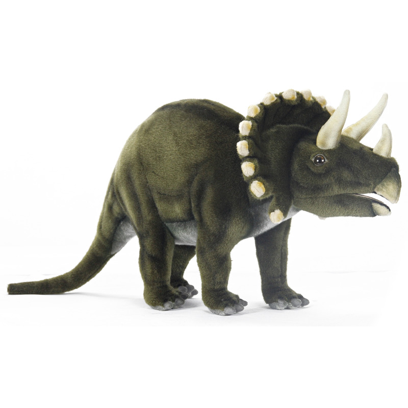 Pluche knuffel Triceratops 50 cm