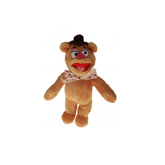 Pluche muppet knuffels Fozzie