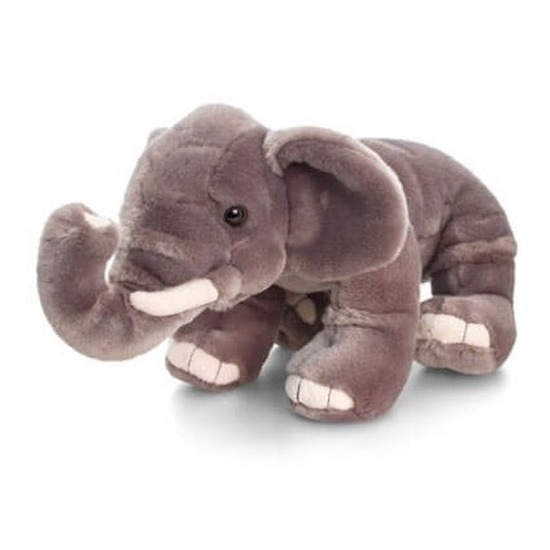 b6c814de0bf609 Keel toys pluche olifant knuffel 25 cm. deze staande olifant is ongeveer 25  cm.