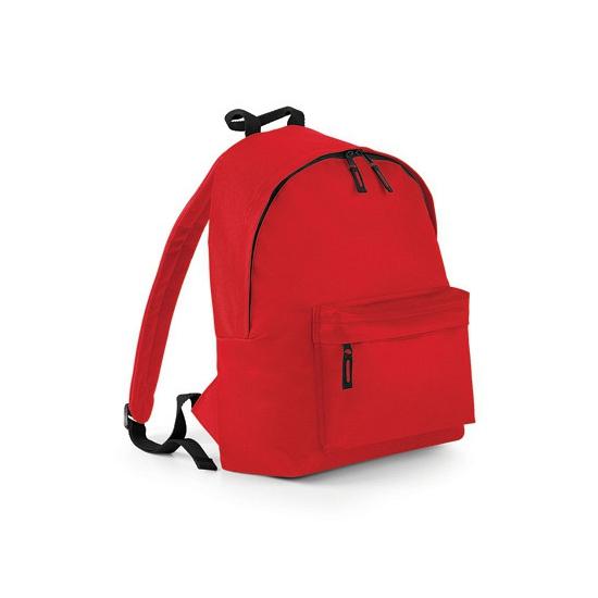 Tassen Bagbase Rode rugtas van polyester