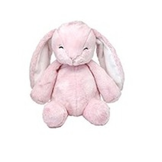 Roze konijnen knuffels 28 cm knuffeldieren