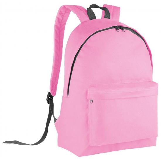 Tassen Kimood Roze rugtas voor kinderen 38 cm