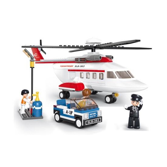 Sluban helikopter