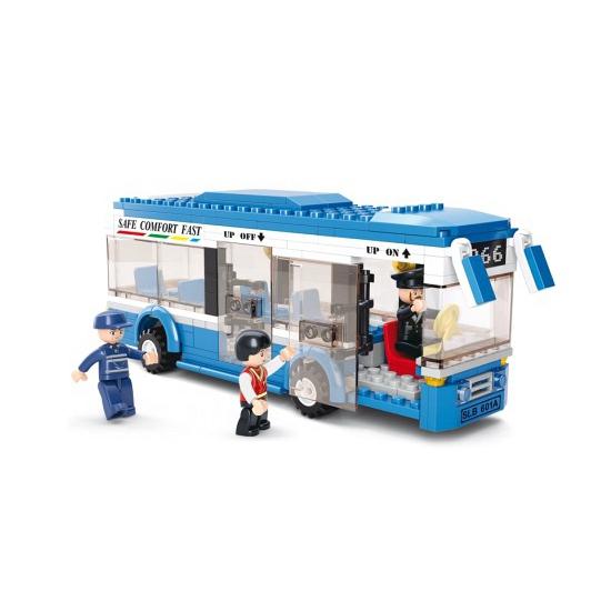 Sluban tour bus