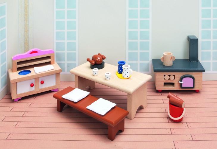 Speelgoed keuken meubels paleis