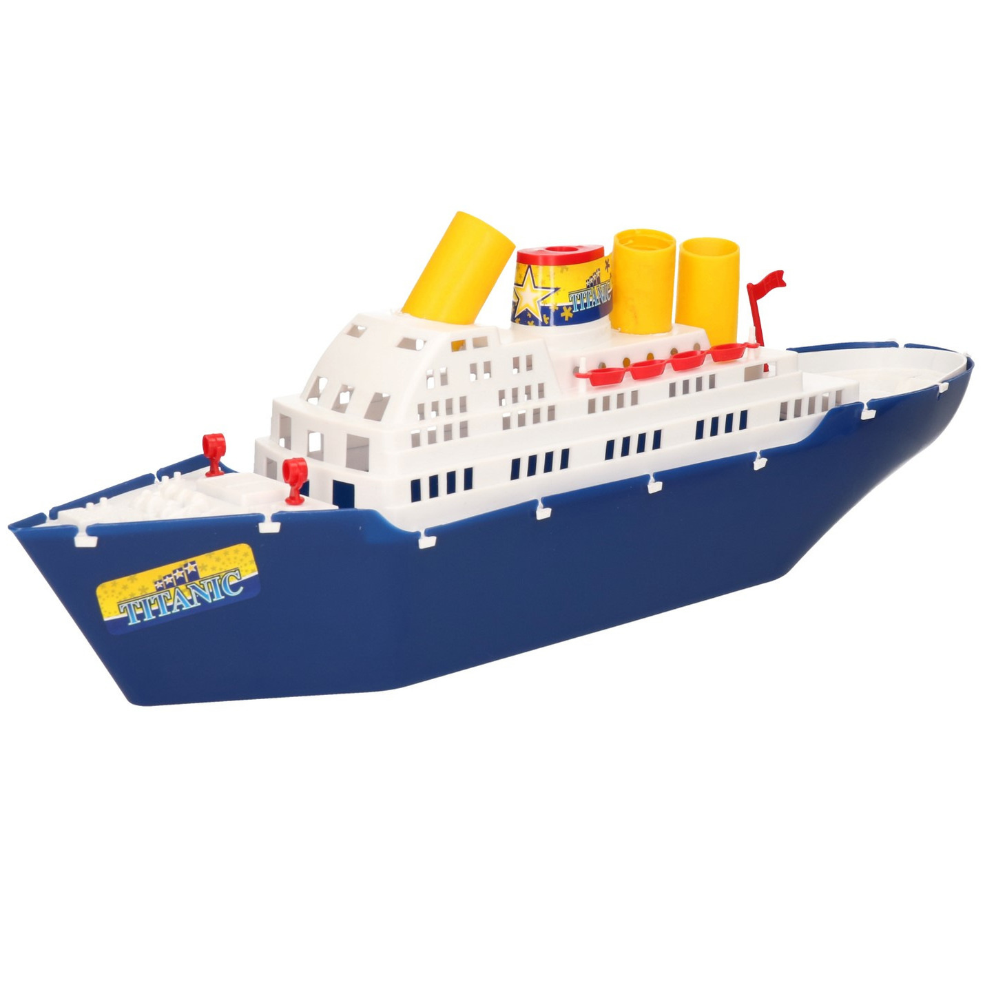 Speelgoed Titanic