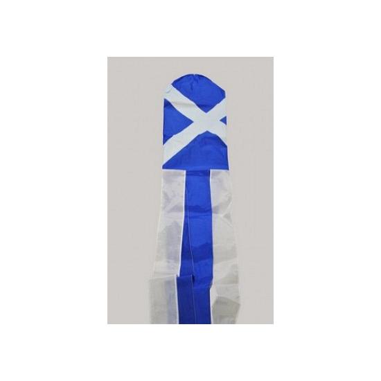 St Andres windsokken AlleKleurenShirts Landen versiering en vlaggen