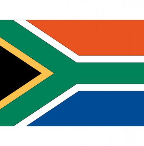 Stickertjes van vlag van Zuid Afrika Shoppartners beste prijs