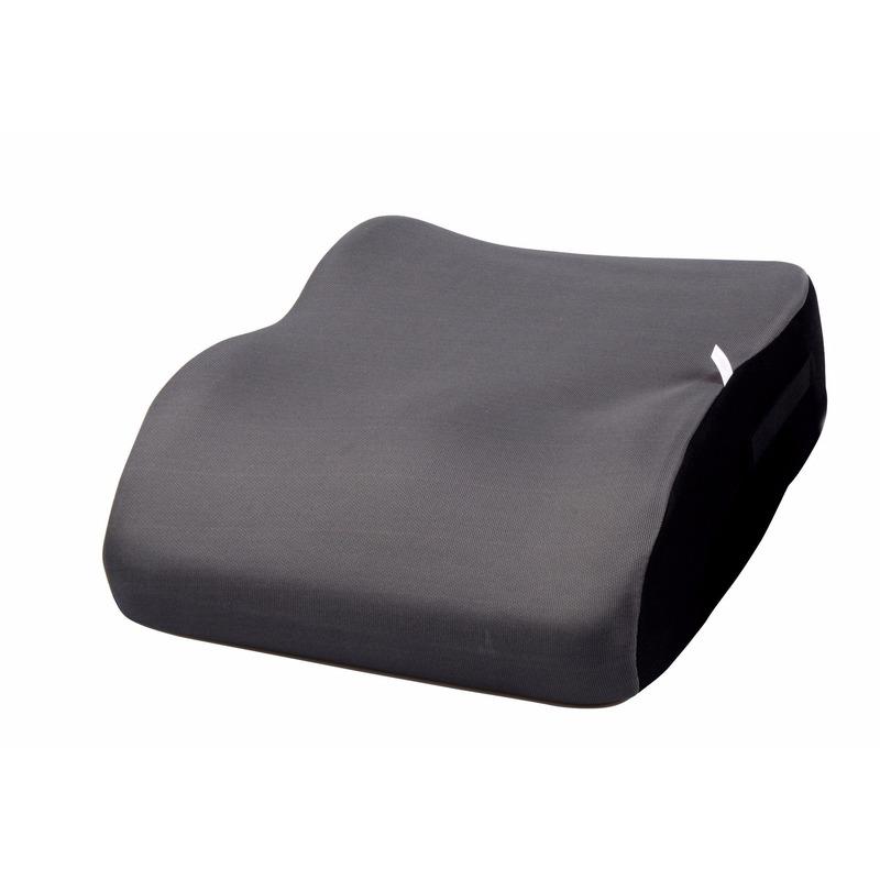 Voordelige kinder stoelverhoger antraciet grijs