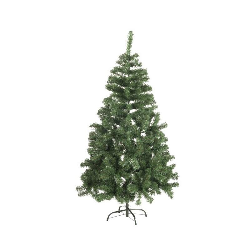 Zilverspar kunst kerstboom 120 cm