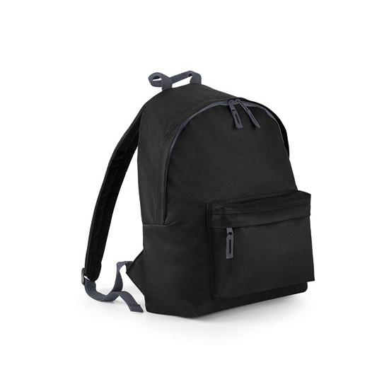 Tassen Bagbase Zwarte rugzak voor kinderen