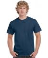 Kleding T-shirt dusk blauw