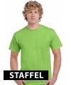 Lime groene t-shirts