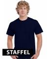 Kleding t-shirt navy